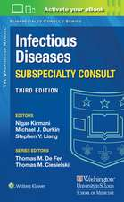 Washington Manual Infectious Disease Subspecialty Consult