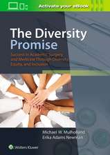 The Diversity Promise: Success in Academic Surgery and Medicine Through Diversity, Equity, and Inclusion