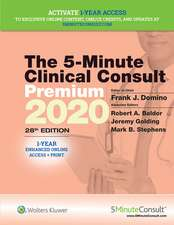 The 5-Minute Clinical Consult Premium 2020