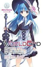 WorldEnd, Vol. 1: What Do You Do at the End of the World? Are You Busy? Will You Save Us?
