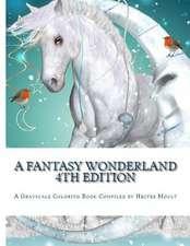 A Fantasy Wonderland - 4th Edition