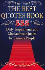 The Best Quotes Book (Black & White Edition)
