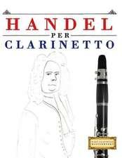 Handel Per Clarinetto
