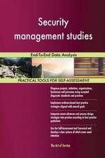 Security Management Studies