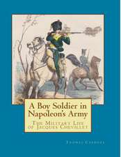 A Boy Soldier in Napoleon's Army