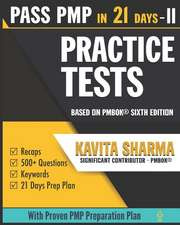 PMP Practice Tests