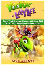 Yooka Laylee Game Walkthrough, Nintendo Switch, PS4, Xbox One, Download Guide Unofficial