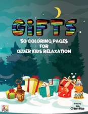 Gifts 50 Coloring Pages for Older Kids Relaxation