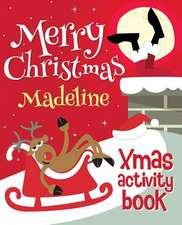 Merry Christmas Madeline - Xmas Activity Book