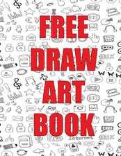 Free Draw Art Book