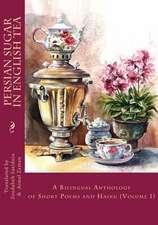 Persian Sugar in English Tea