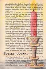 Bullet Journal Kerze CA. A5 (15,2 X 22,9cm) 200 Seiten Dotted Cream Paper