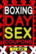 Boxing Day Sex Coupons
