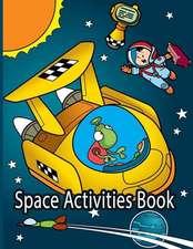 Space Activities Book