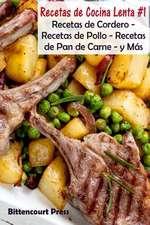 Recetas de Cocina Lenta - #1