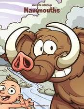 Livre de Coloriage Mammouths 1