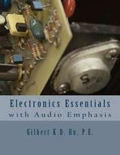 Electronics Essentials with Audio Emphasis
