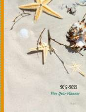 2018 - 2022 Starfish Five Year Planner