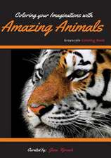 Coloring Your Imaginations with Amazing Animals