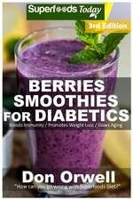 Berries Smoothies for Diabetics