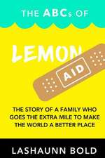 The ABCs of Lemonaid
