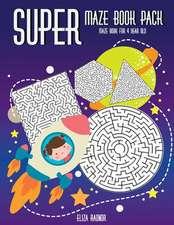 Super Maze Book Pack