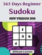 365 Days Beginner Sudoku