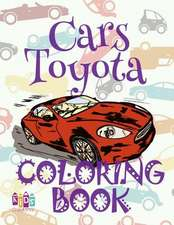✌ Cars Toyota ✎ Coloring Book ✎