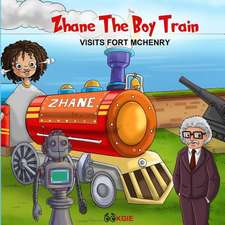 Zhane the Boy Train Visits Fort McHenry