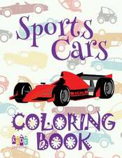 ✌ Sports Cars ✎ Adults Coloring Book Cars ✎ Coloring Book for Adults with Colors ✍ (Coloring Book Expert) Coloring Books for S