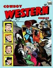 Cowboy Western Comics #17