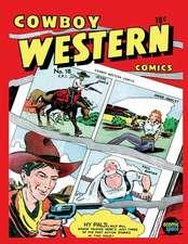 Cowboy Western Comics #18