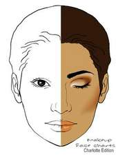 Makeup Face Charts Charlotte Edtion