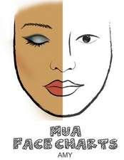 Mua Face Charts Amy
