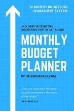 Budget Planner. Monthly Budget. Budget Workbook. Bill Organizer. Bill Tracker. Budget Journal. Budget Organizer. Budget Binder. 6x9 Inch (Light Blue)