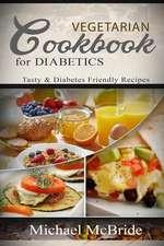 Vegetarian Cookbook for Diabetics
