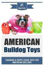 American Bulldog Toys