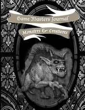 Game Masters Journal