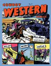 Cowboy Western Comics #22