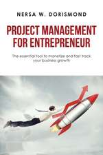 Project Management for Entrepreneur