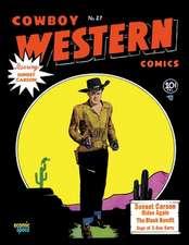 Cowboy Western Comics #27