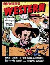 Cowboy Western Comics #28