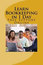 Learn Bookkeeping in 1 Day