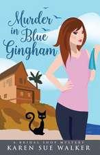 Murder in Blue Gingham