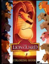 The Lion Guard Coloring Book