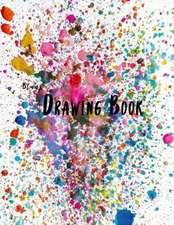Blank Drawing Book