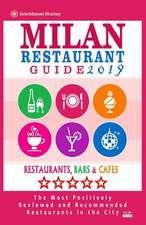 Milan Restaurant Guide 2019