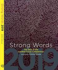 Strong Words 2019