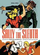 Sally the Sleuth Color Edition