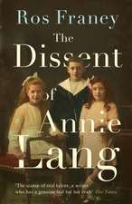 The Dissent of Annie Lang